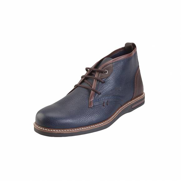 Northway 703 Blue Leather