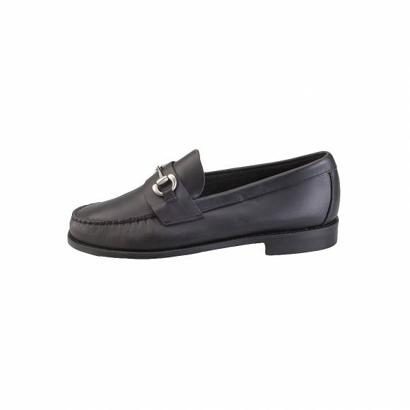 Sebago Heritage Bit B767201 Black Leather