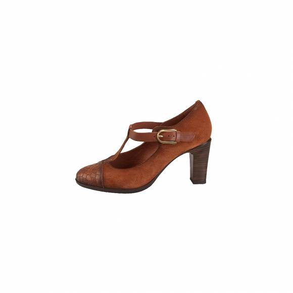 Hispanitas H187880 Boa 18 Cognac leather