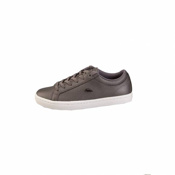 d06f6650811844 Lacoste Straightset 318 2 Caw 7 36 CAW0038312 Blk Wht leather ...