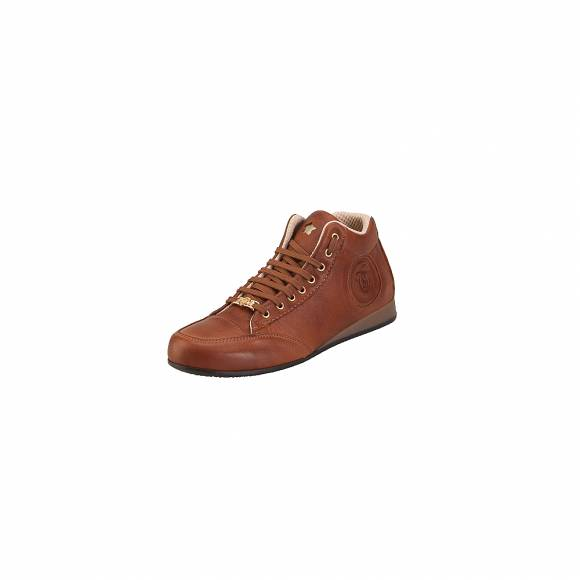 Toutounis F2185 Tabba Tan leather
