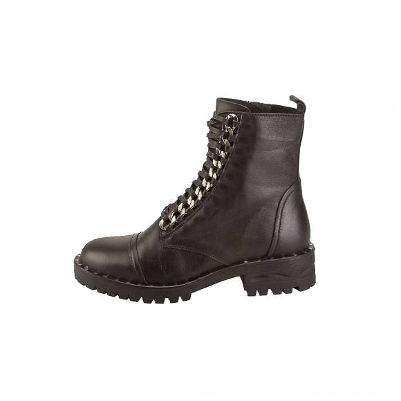 Esthissis  X4271 ANFIBIO12 D Black leather