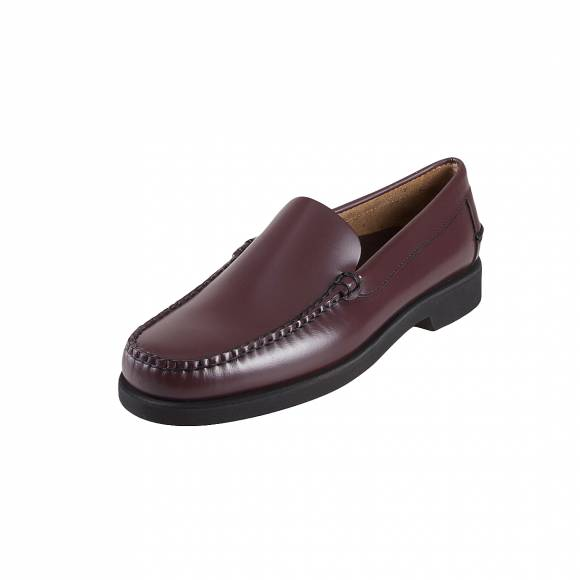 Ανδρικά Μοκασίνια Sebago Frank Polaris 7001G70 Brown Burgundy