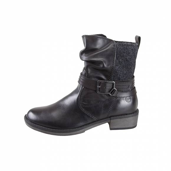 Γυναικεία Bike Boot Tamaris 1 25411 23 001 Black