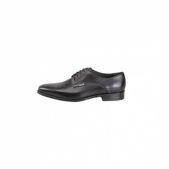 BOSS SHOES J5534ANT BLACK ANTIC