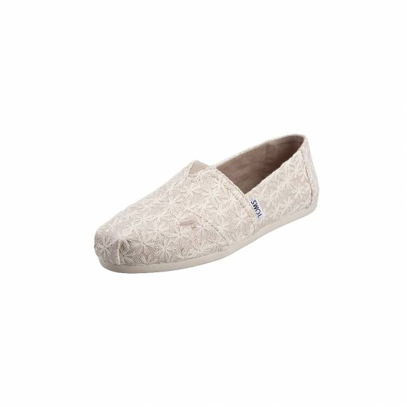 Toms 10011656 Natural Daisy Metalc wm Alr esp