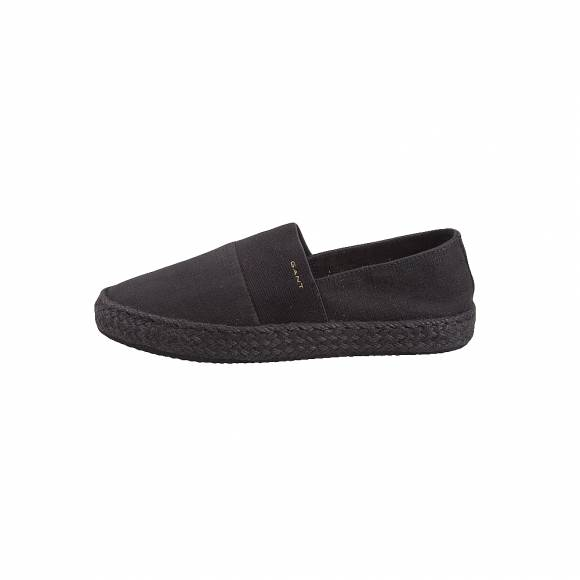 Gant Krista 18568368 Wash Linnen Cotton G00 Black