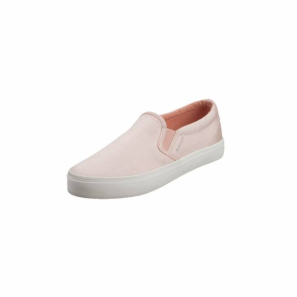 Gant Zoee 18578446 Cotton Rips G584 Silver Pink