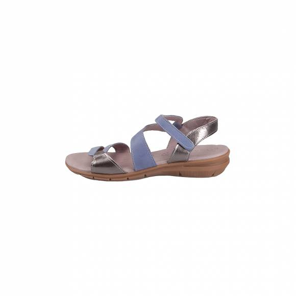 TAMARIS 1-1 28711 20 749 DENIM/ PEWTER