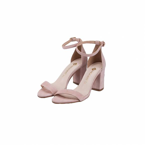 MOODS  SHOES 19114 ROSE SUEDE