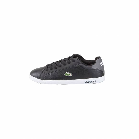 Lacoste Graduate lcr3 118 1 spm Blk Dk Gry Leather/Synthetic 7-35SPM0013237