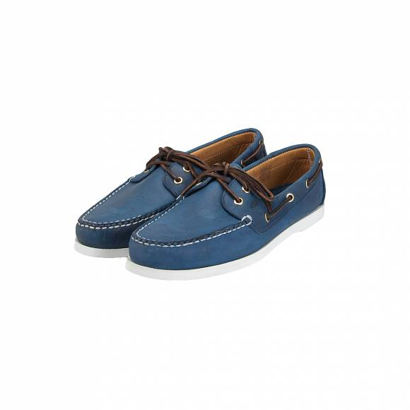 CHICAGO 821 NAVY1719 LEATHER