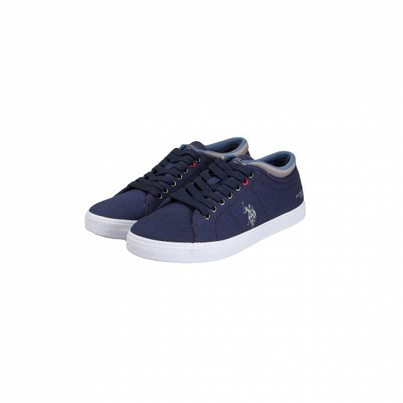 US POLO ASSN STEWART1 TEXTILE NAVY