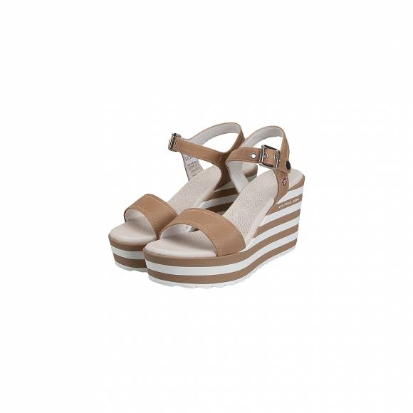 US POLO ASSN TATIANA ROCK TAUPE