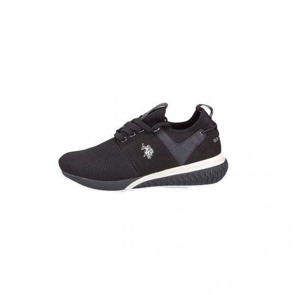 US POLO ASSN TEVEZ BLACK