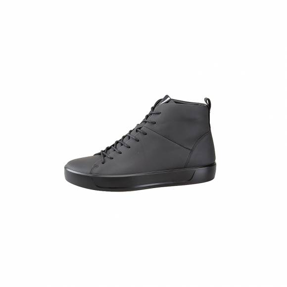 Ecco Soft 8 Men s 440554 11001 Black Nubuck