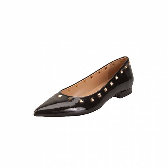 Bruni 902 Black patent