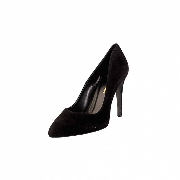 S.Piero 97 18 Black suede