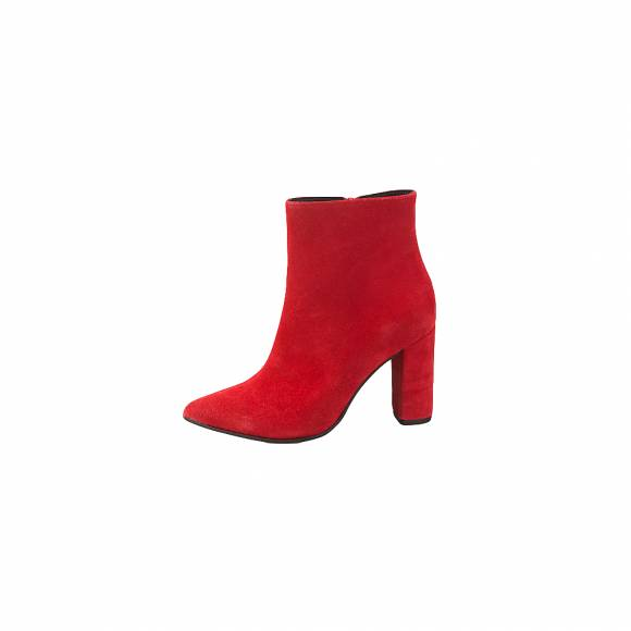 Moods 1717 Red suede