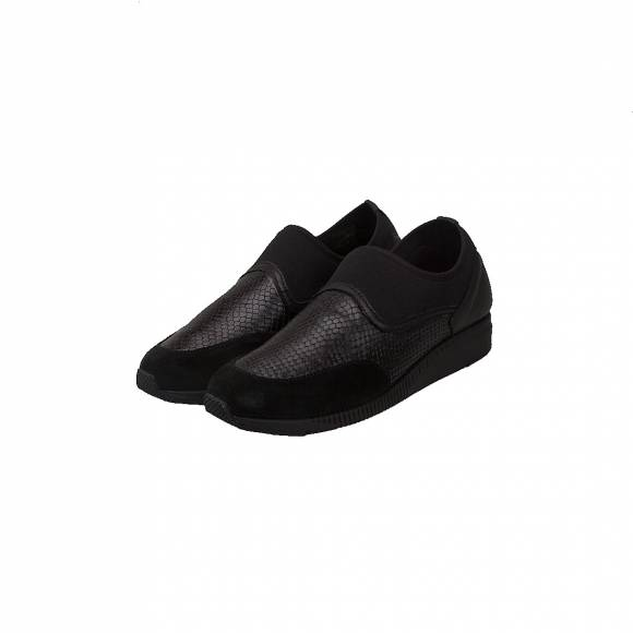 AEROSOLES 868270735/12/98 NICE CURVES BLACK