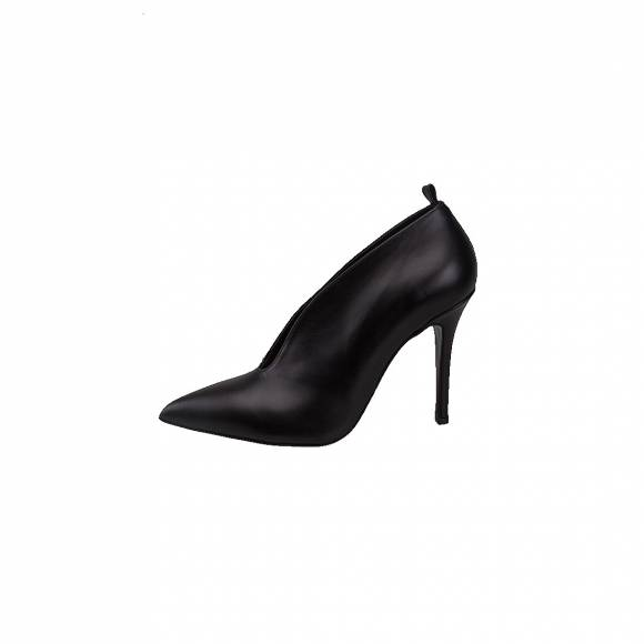 NELLY SHOES NL 197-72 BLACK