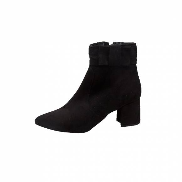 S.PIERO 57/05 BLACK SUEDE