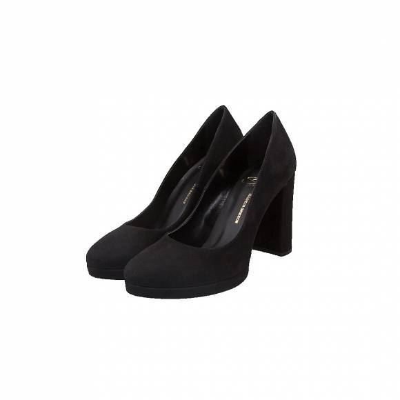 S.PIERO 100/03 BLACK SUEDE