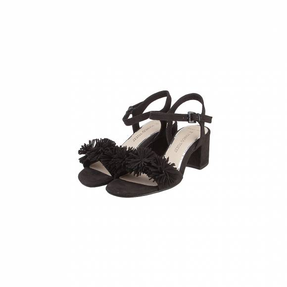 MARCO TOZZI 28315 BLACK SUEDE