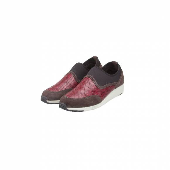 AEROSOLES 868270735/42/98 NICE CURVES BERRY
