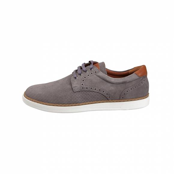 DAMIANI 942 GREY SUEDE