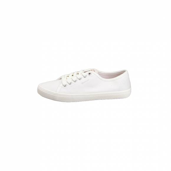 GANT NEW HAVEN 16538409 WASHED TWILL G29 WHITE