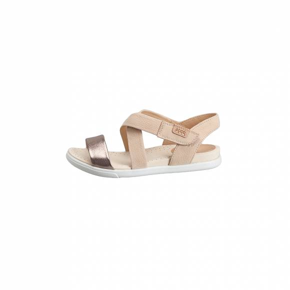 ECCO DAMARA SANDAL 248273 50666 WARM GREY POWDER