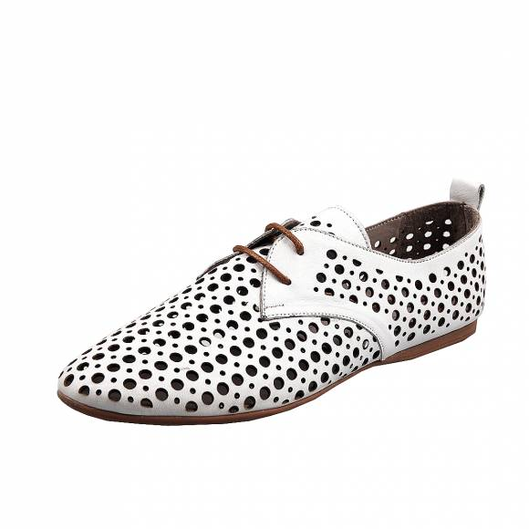 Γυναικεία Oxford Bueno 20WQ0112 White