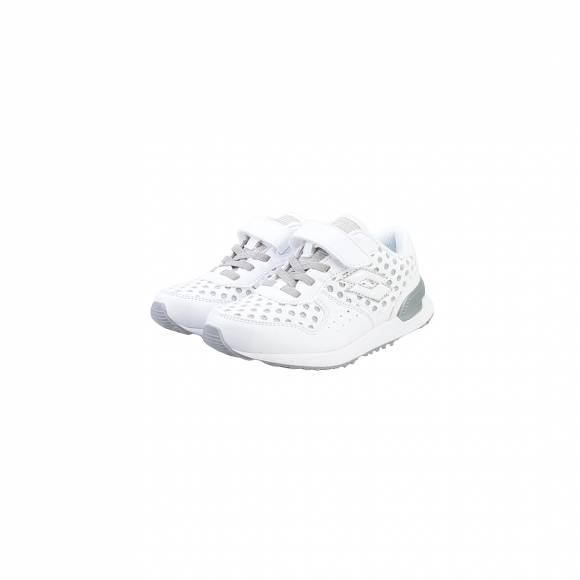 LOTTO RECORD IX CL SL G S8168 WHT SLV MT