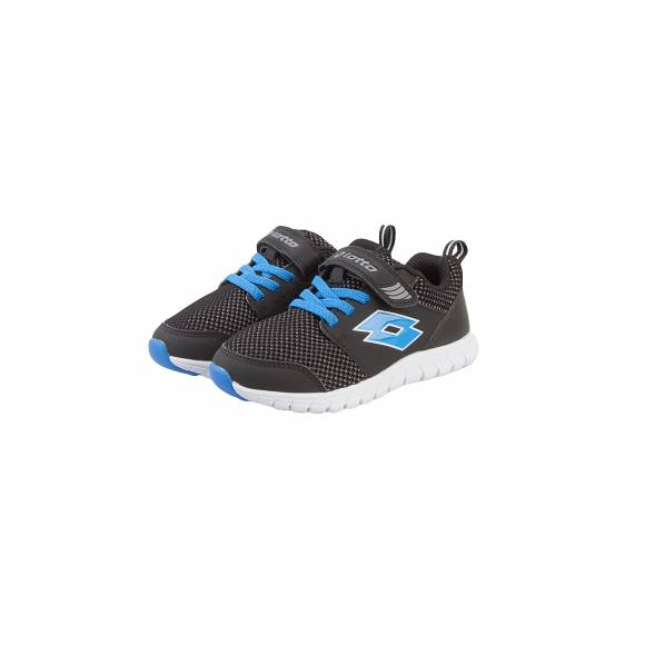 LOTTO SPACERUN III S7728 CL SL BLK BLU ATL