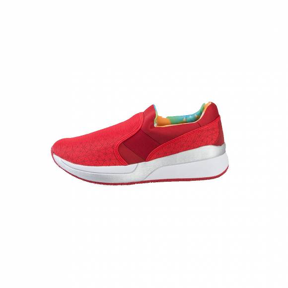 LOTTO IRIS LF AMF W S4538 REDFL/RED RSP
