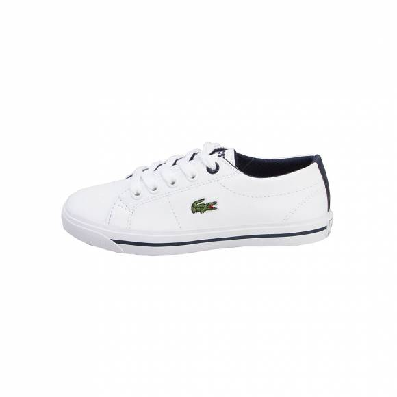 LACOSTE MARCEL 117 1 CAI WHT/NVY SYN 7-33CAC1017042
