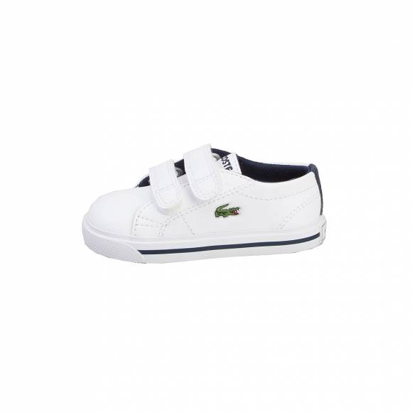 LACOSTE MARCEL 117 1 CAI WHT/NVY SYN 7-33CAI1017042