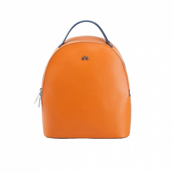 LA MARTINA BACKPACK 41JBA1 W0607 ORANGE