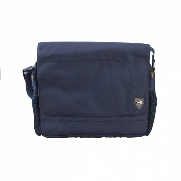 LA MARTINA MESSEGER 41JBA2 M2207 NAVY BLUE