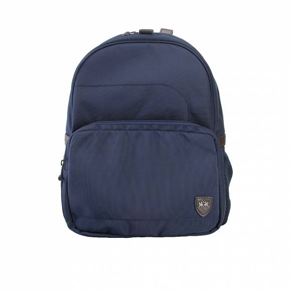 LA MARTINA BACKPACK 41JBA2 M2208 NAVY BLUE