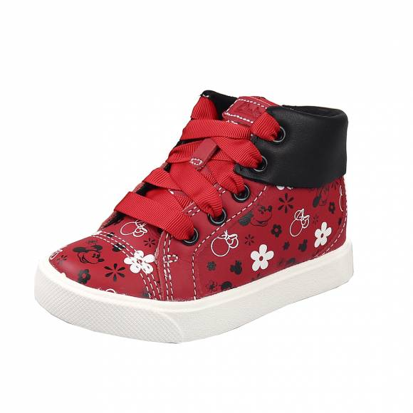 Παιδικά Sneakers Clarks City Mouse T 26151859 6 Red