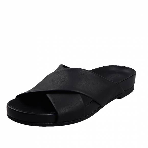 Γυναικεία Flatforms Clarks Pure Cross 26147750 4 Black leather