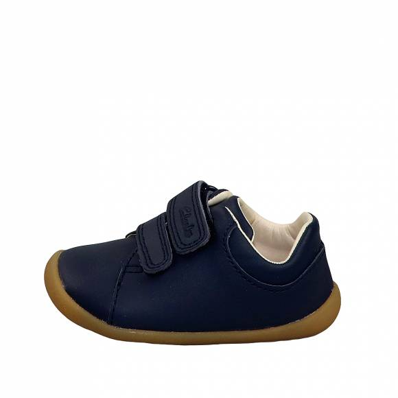 Παιδικά Sneakers Clarks Roamen Craft T 26142286 Navy leather