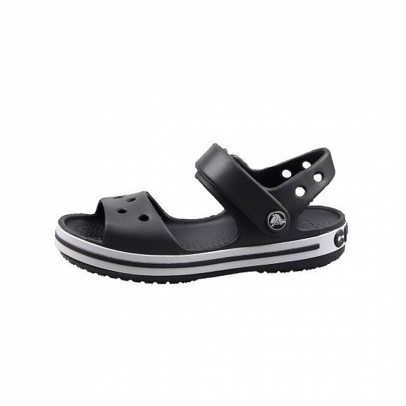 Παιδικά Σανδάλια Crocs 12856 014 Crocband Sandal kids Graphite relaxed fit
