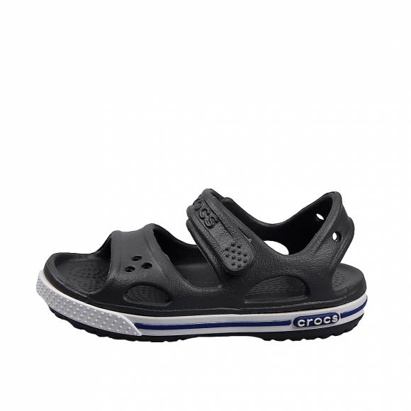 Παιδικά Σανδάλια Crocs 14854 0DB crocband ii sandal ps slate grey blue jeans relaxed fit