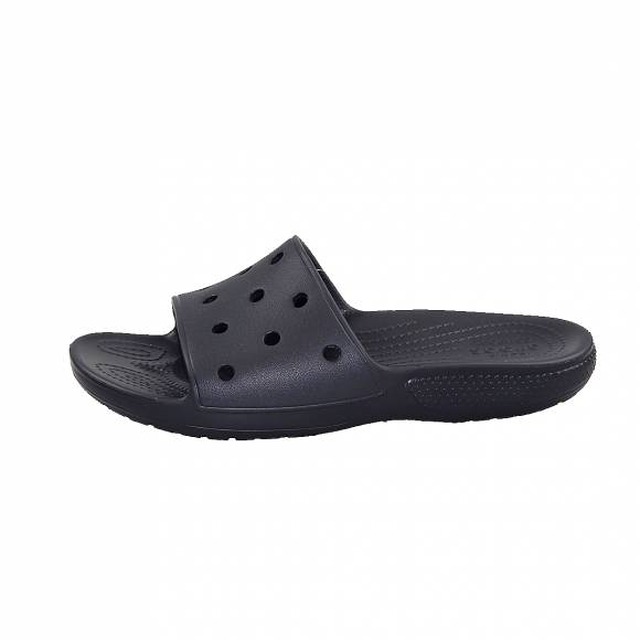 Ανδρικές Σαγιονάρες Crocs 206121 001 Classic Crocs Slide Black Standard Fit