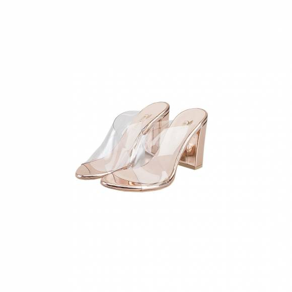 NELLY SHOES 099-55 B ROSE GOLD