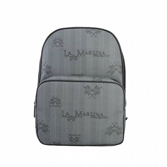 LA MARTINA BACKPACK 41JBA2 M2304 BLACK