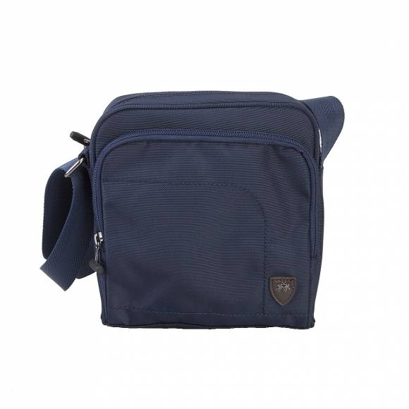 LA MARTINA BODY BAG 41JBA2 M2202 NAVY BLUE
